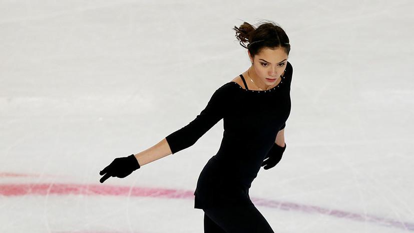 «Надо брать себя в руки и возвращаться в форму»: что говорили о неудаче Медведевой на Гран-при во Франции