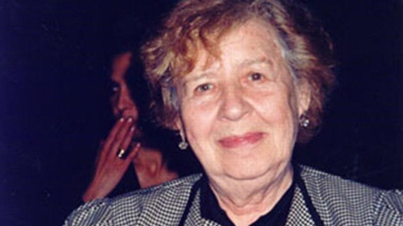 Писательницу Инну Вишневскую похоронят в Москве