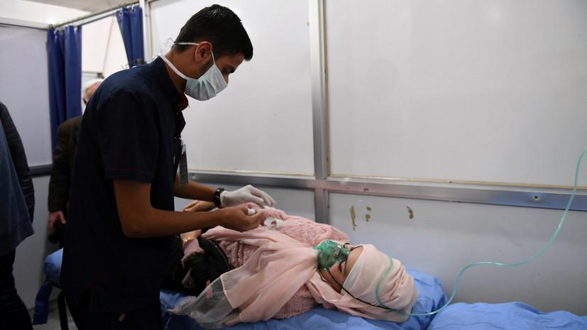 В ЦПВС рассказали о состоянии пострадавших в результате атаки боевиков в Алеппо