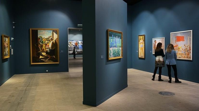 Более 250 тысяч человек посетили выставку «Сокровища музеев России»