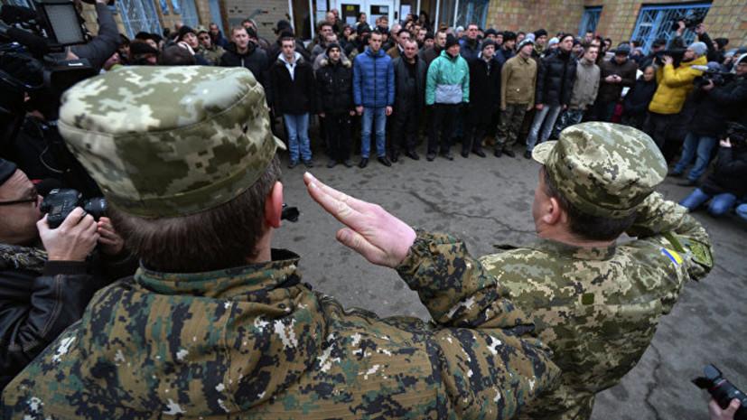 Песков: военное положение на Украине может угрожать эскалацией в Донбассе
