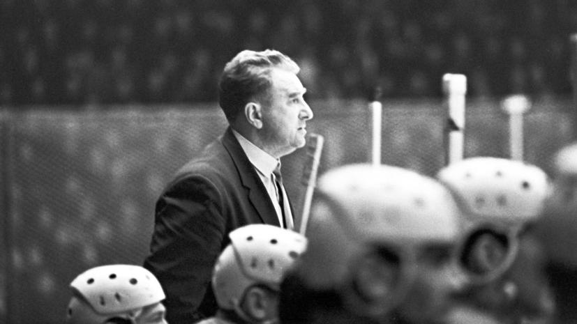 В Госдуме открылась посвящённая 100-летию хоккеиста Тарасова выставка