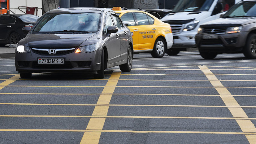 Цветная сплошная: почему Минтранс РФ рекомендовал применять жёлтую дорожную разметку