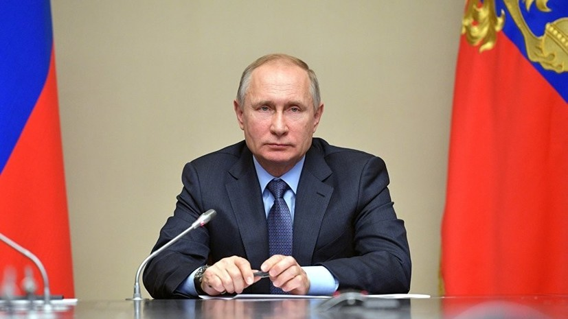 Путин подписал законы о налоговом эксперименте для самозанятых