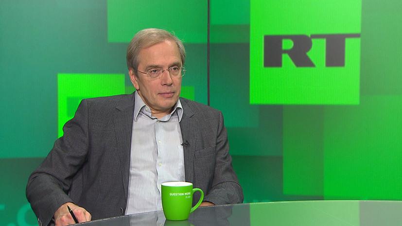 «Бизнес просит найти варианты расчётов без доллара»: президент ЧБТР Дмитрий Панкин — о новых вызовах в экономике