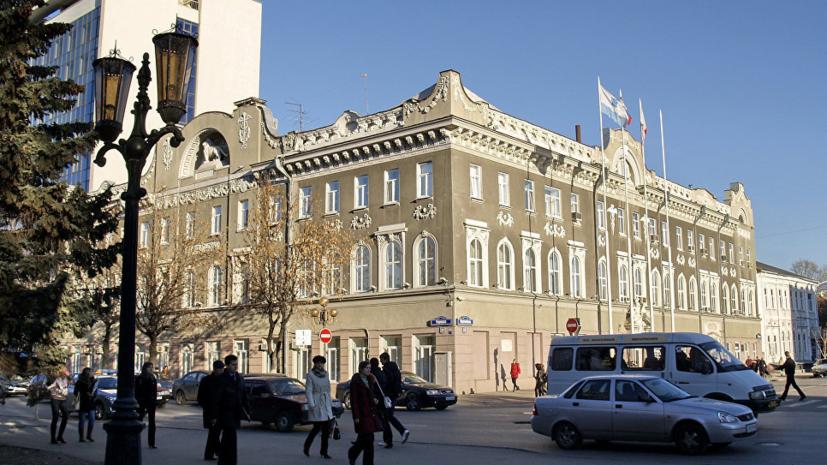 В Саратове задержан глава ГУ МЧС региона