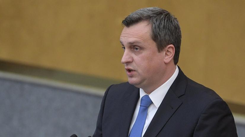 Глава парламента Словакии заявил об отсутствии доверия к Порошенко