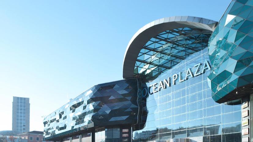 ТРЦ Ocean Plaza вКиеве забросали дымовыми шашками, люди эвакуированы