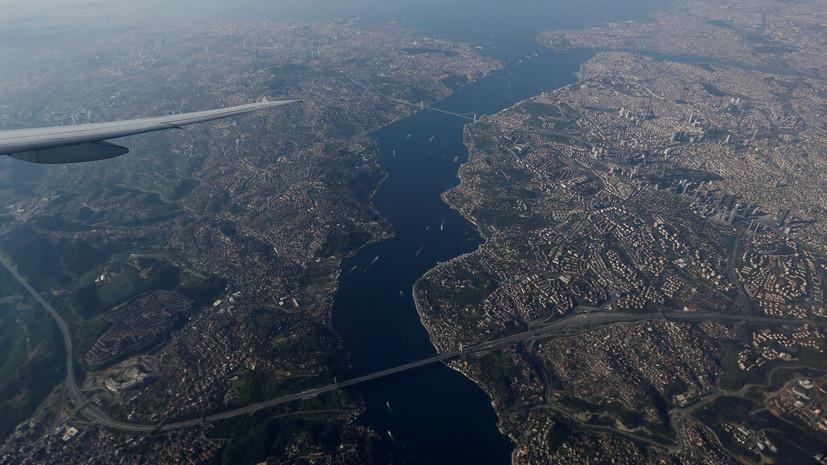 В Совфеде оценили намерение Украины попросить закрыть Босфорский пролив