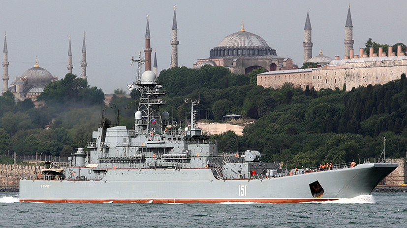 «Эрдоган умеет оценивать риски»: сможет ли Киев добиться закрытия Босфора для кораблей ВМФ России