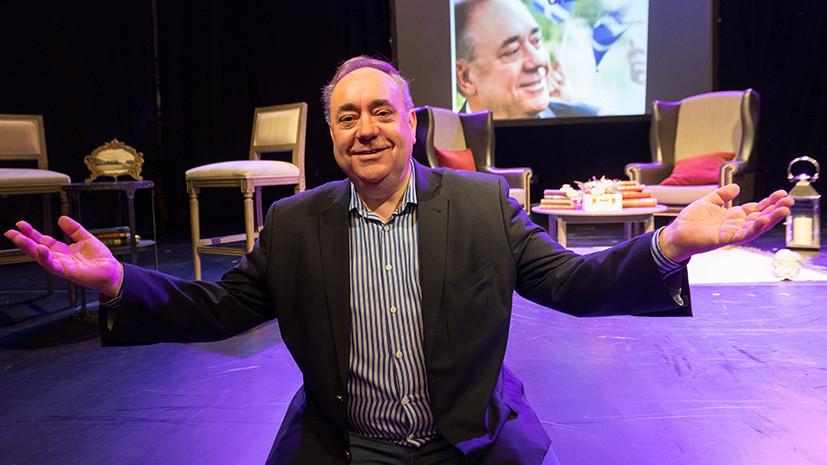 «Пора заканчивать этот цирк»: почему шотландцы перестают смотреть традиционные СМИ и обращаются к RT