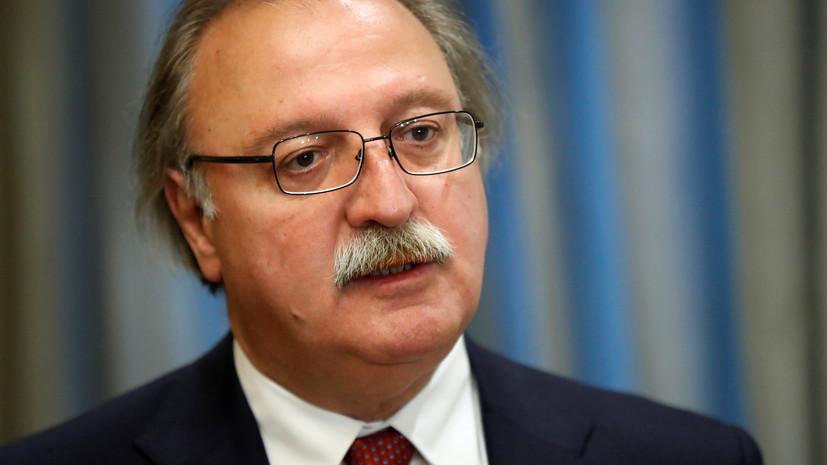 Оппозиционный кандидат в президенты Грузии не признаёт итоги выборов