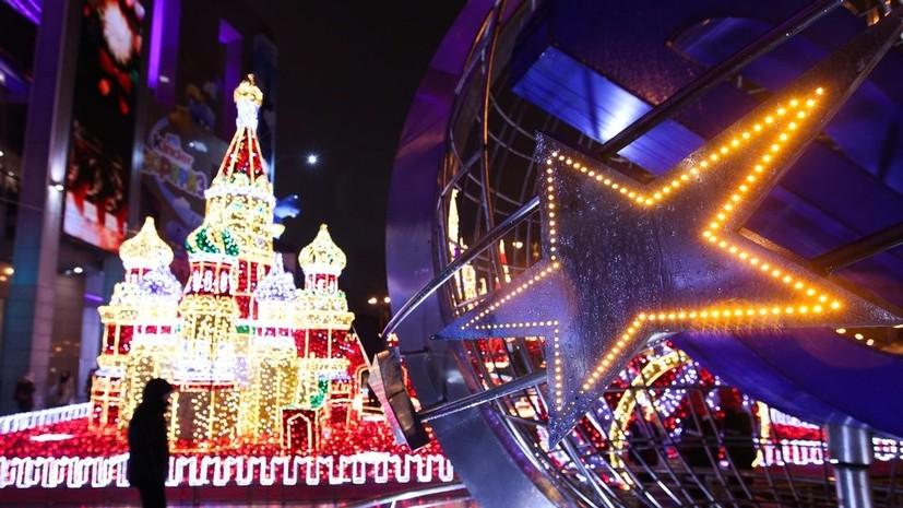 В Гидрометцентре оценили вероятность бесснежного Нового года в Москве