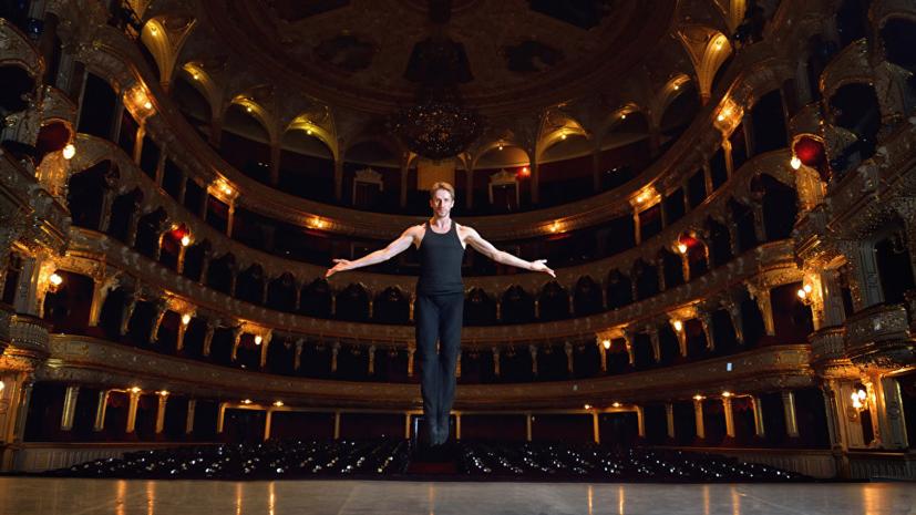 Солист Большого театра Меркурьев объяснил запрет на въезд на Украину