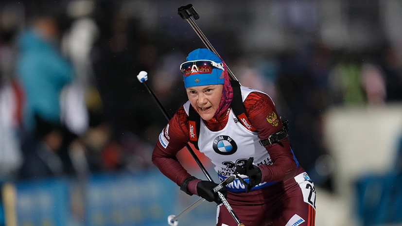 Фавориты и молодёжь: кто выступит в женских соревнованиях Кубка мира по биатлону