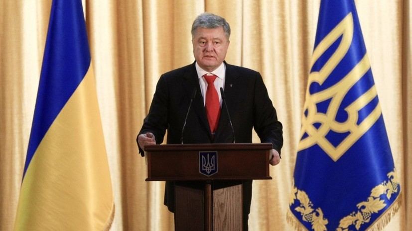 Порошенко: украинцы 20 млн раз пересекли границу с ЕС за год действия безвизового режима