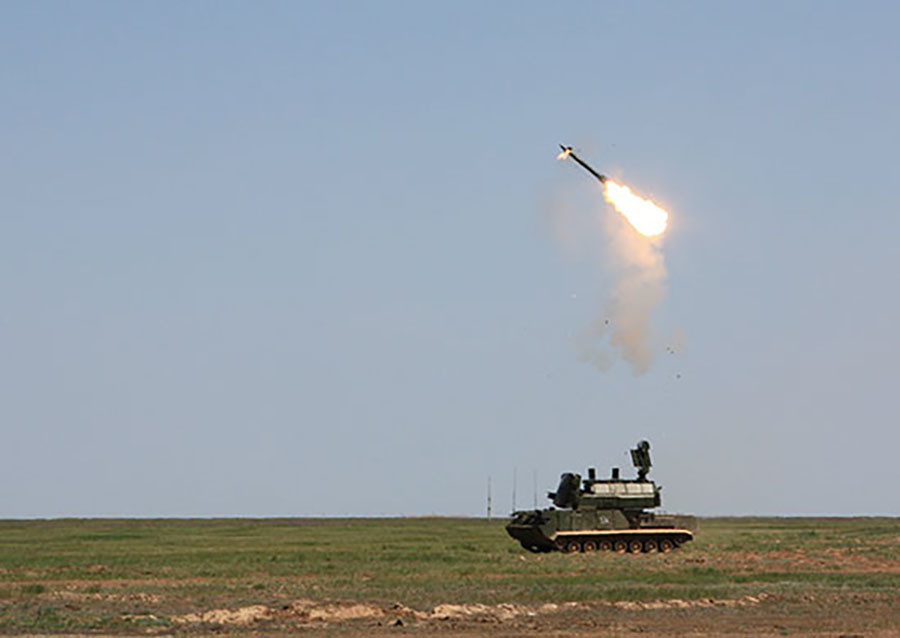 """Can fire on the march"""": what is the latest Russian Arctic"""