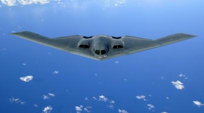 Американский самолёт B-2 Spirit