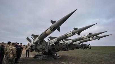ЗРК С-125
