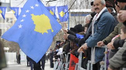 Западные страны требуют от Сербии отказаться от дипломатической борьбы с признанием Косова другими государствами, заявил глава МИД Сербии Ивица Дачич