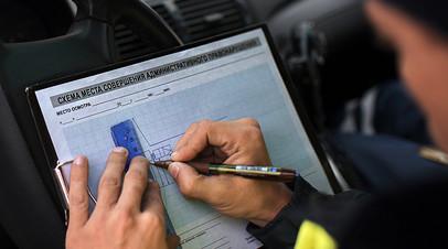В Госдуме предложили запретить взыскание компенсации с невиновных в ДТП водителей