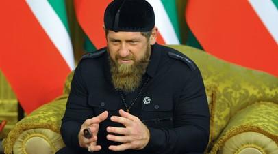 Кадыров подарил машину отжавшемуся более четырёх тысяч раз мальчику