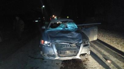 В Пермском крае водитель автомобиля насмерть сбил троих пешеходов