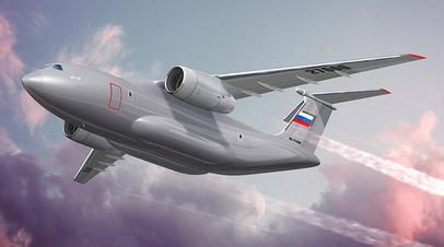 Предполагаемый облик Ил-276