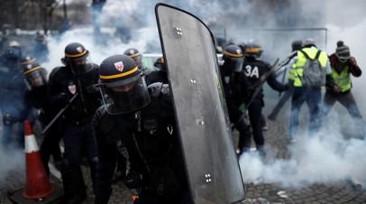 Картинки по запросу Франция протест елисейский дворец
