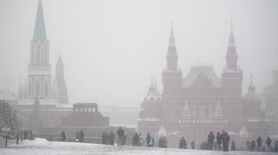 Синоптики назвали ночь на 30 ноября самой холодной в Москве и регионах с начала сезона