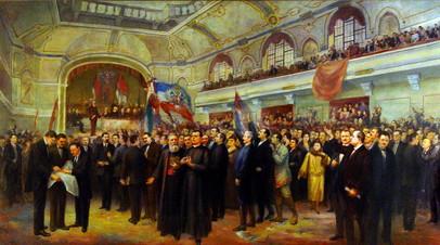 Великое национальное собрание сербов, буневцев и других славян Баната, Бачки и Бараньи было проведено в городе Нови-Сад 25 ноября 1918 года