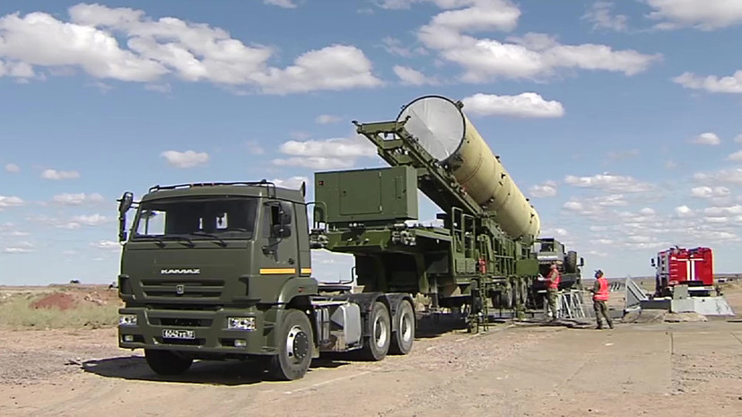 Российские военные успешно выполнили пуск модернизированной ракеты ПРО