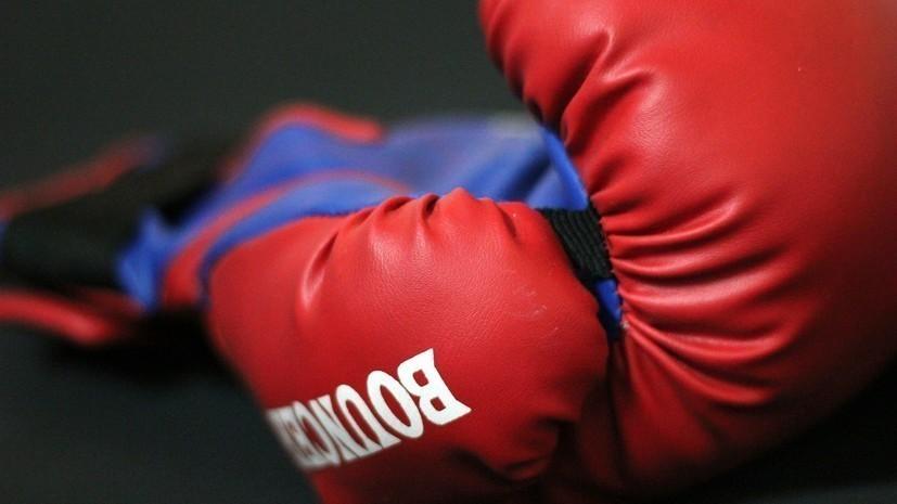 Бах заявил, что МОК сделает всё для проведения боксёрского турнира на ОИ-2020