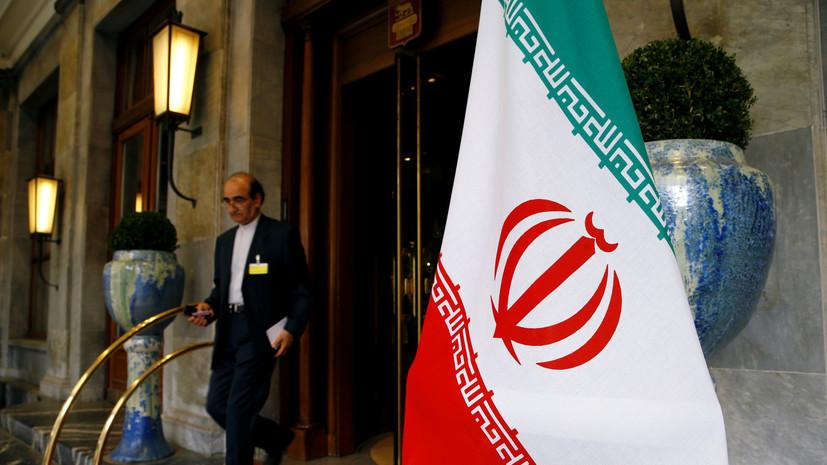 Иран ответил на обвинения США в нарушении резолюции ООН