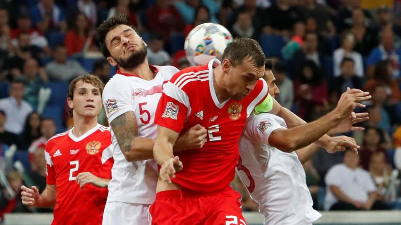 Мутко считает, что сборная России обязана выходить из своей отборочной группы на Евро-2020
