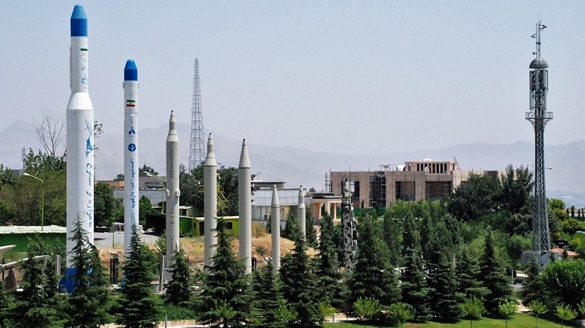 ВИране сообщили  онамерении продолжить ракетные тестирования