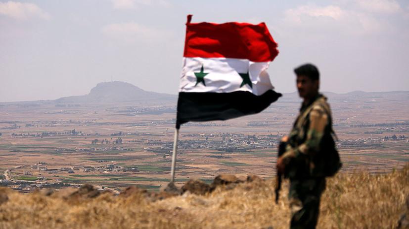 Армия Сирии уничтожила более 270 боевиков ИГ в провинции Эс-Сувейда