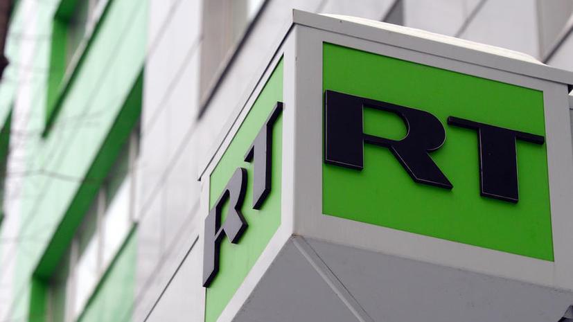 RT возглавил рейтинг топ-СМИ в Mediametrics за ноябрь