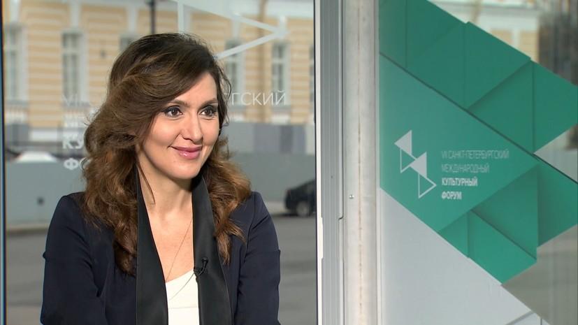 «Мы уже снимаем фильмы ужасов мирового уровня»: Екатерина Мцитуридзе о российском кино и скандале вокруг Вайнштейна