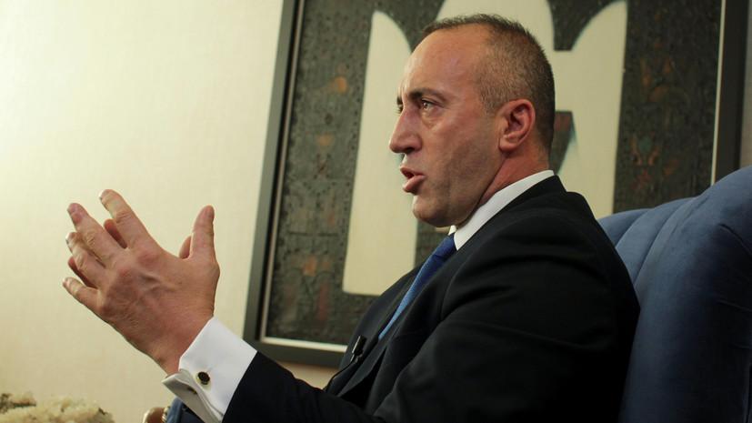 Премьер Косова заявил, что не отменит пошлины на товары из Сербии