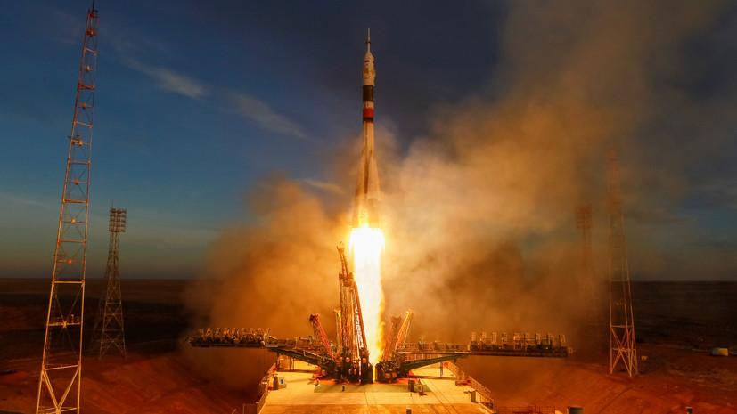 «Люки открыты»: пилотируемый корабль «Союз МС-11» успешно пристыковался к МКС