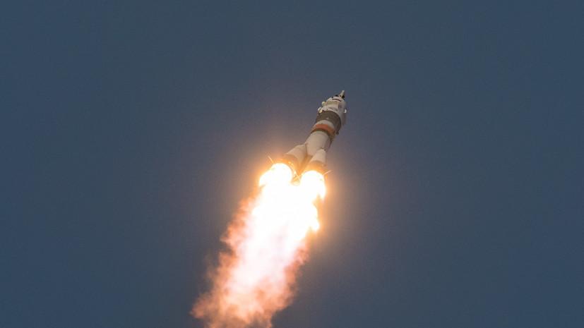 Прибывший на МКС экипаж перешёл на станцию