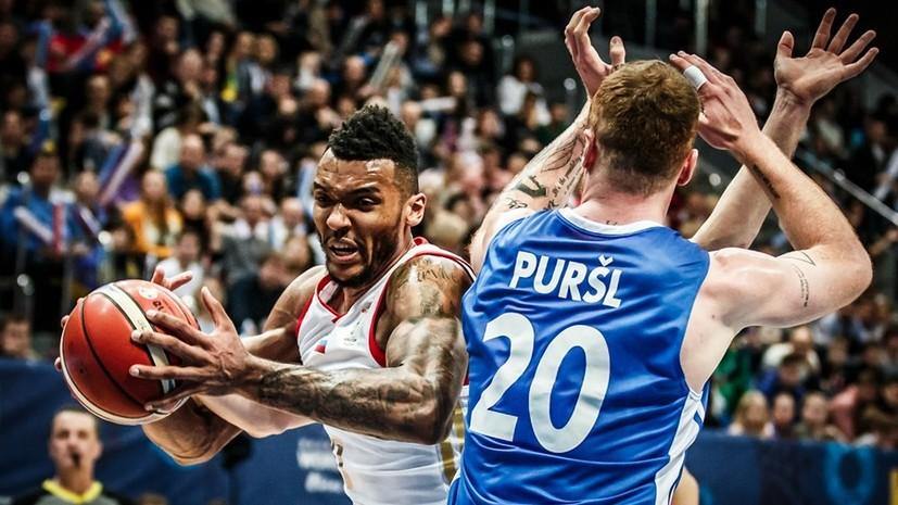 97364ed6 Спаслись в Финляндии, разгромили Чехию в Химках: сборная России по  баскетболу в шаге от