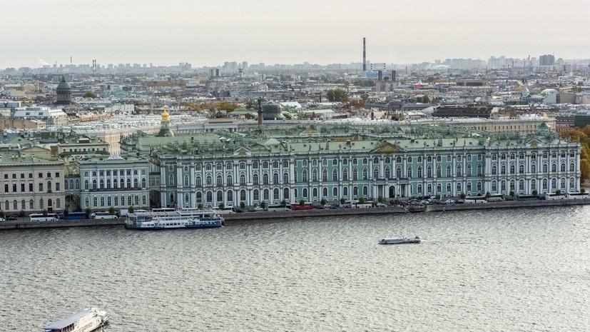 Петербург назван лучшим культурным направлением в мире