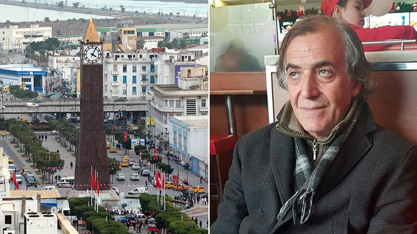 «Сбивчиво рассказывает о себе»: в России разыскивают родственников найденного в Тунисе тренера по фехтованию