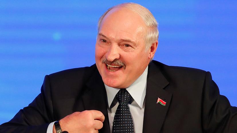 Лукашенко рассказал о поставках тракторов в США