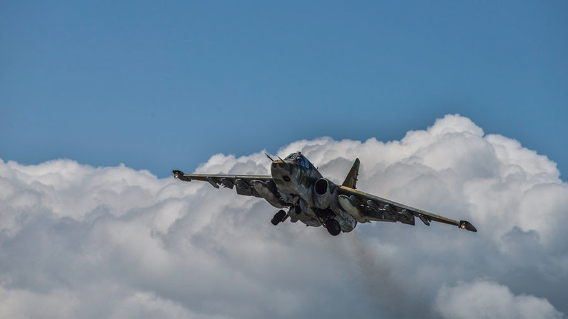 Оба пилота погибли: в Армении разбился военный самолёт Су-25