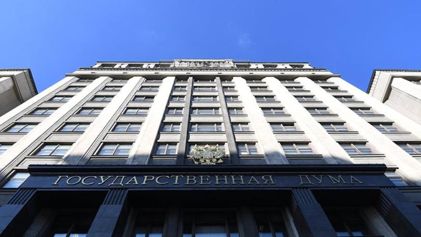 В Госдуме прокомментировали идею наказывать за «пропаганду русского мира» на Украине