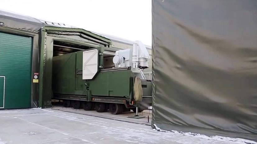 «На два шага впереди»: как лазерные комплексы «Пересвет» усилят российскую армию