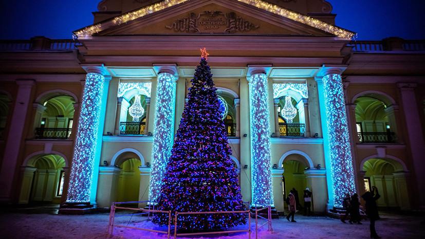 Названы самые «новогодние» города России и зарубежья